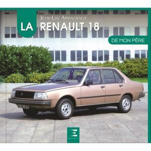 Livre : La Renault 18 de mon père
