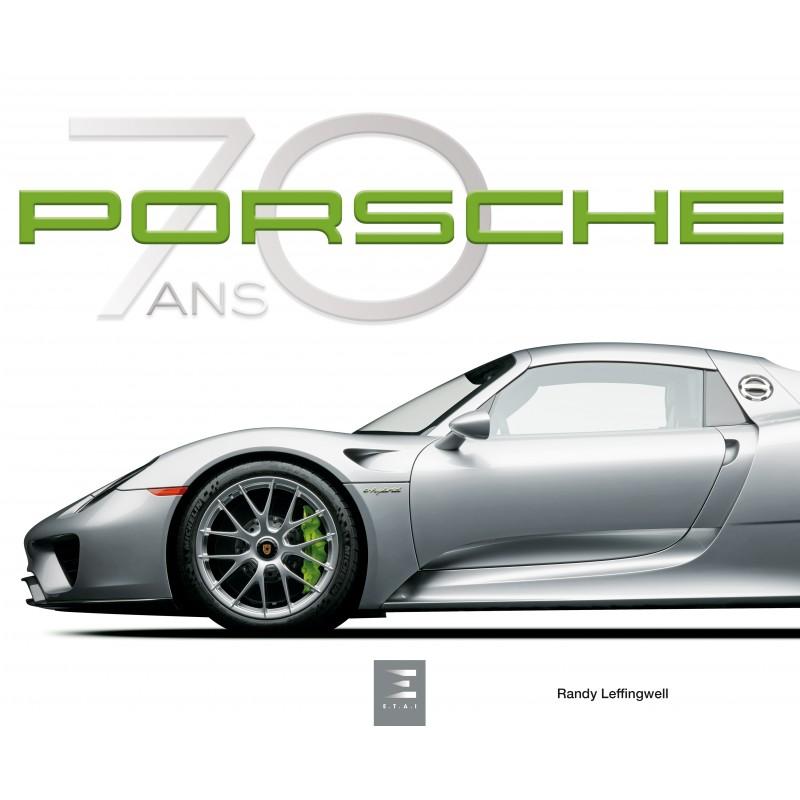 Livre : Porsche 70 ans