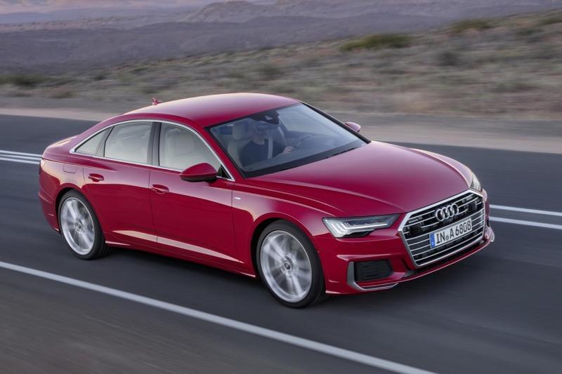Audi A6 2018