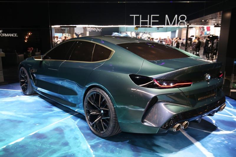Gen 232 Ve 2018 Bmw Concept M8 Gran Coup 233 Actu Automobile