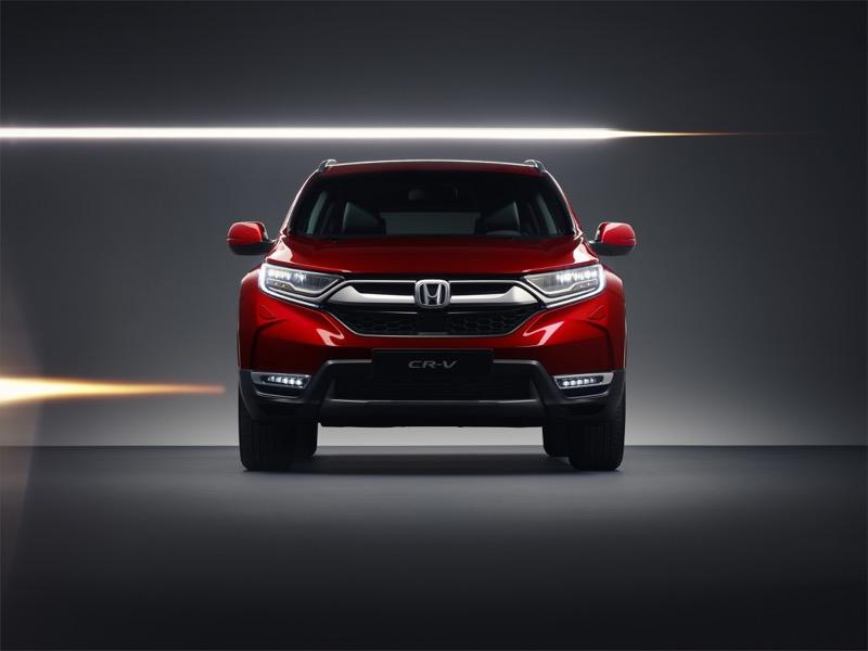 Nouveau Honda CR-V