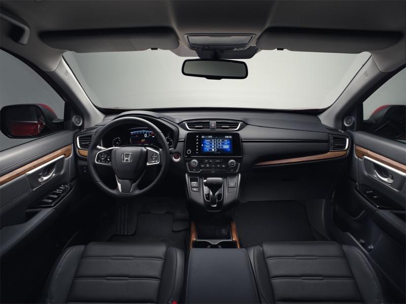 Nouveau Honda Cr V Un Hybride Pour 2019