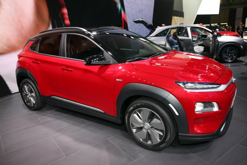 hyundai kona electric jusqu 39 470 km d 39 autonomie. Black Bedroom Furniture Sets. Home Design Ideas