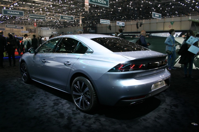 Peugeot 508 Allure Et First Edition Au Salon De Gen 232 Ve