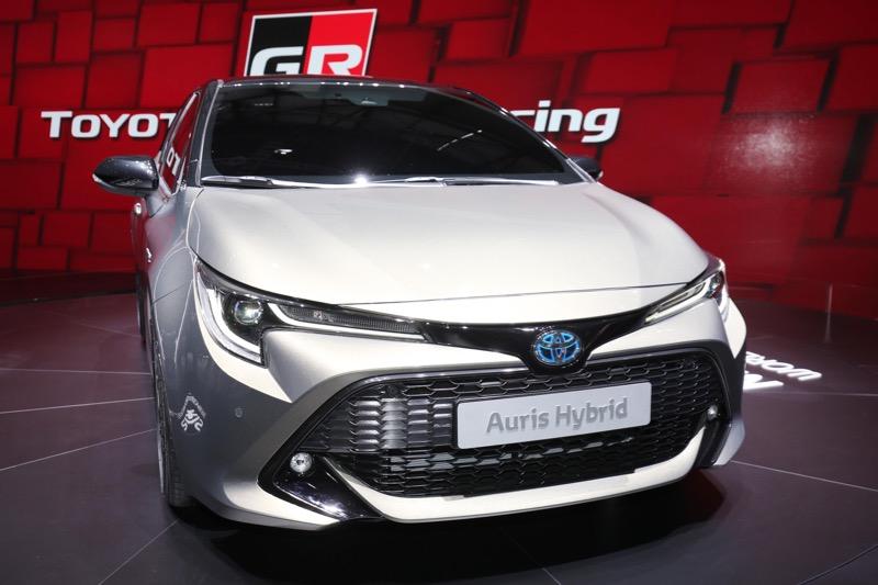 La Nouvelle Toyota Auris Au Salon De Gen 232 Ve 2018 Actu Automobile