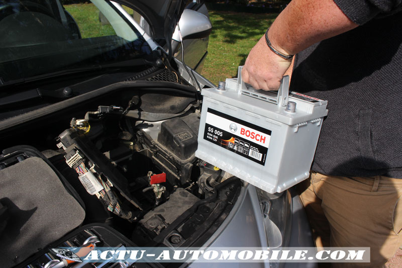 Batterie Bosh S5