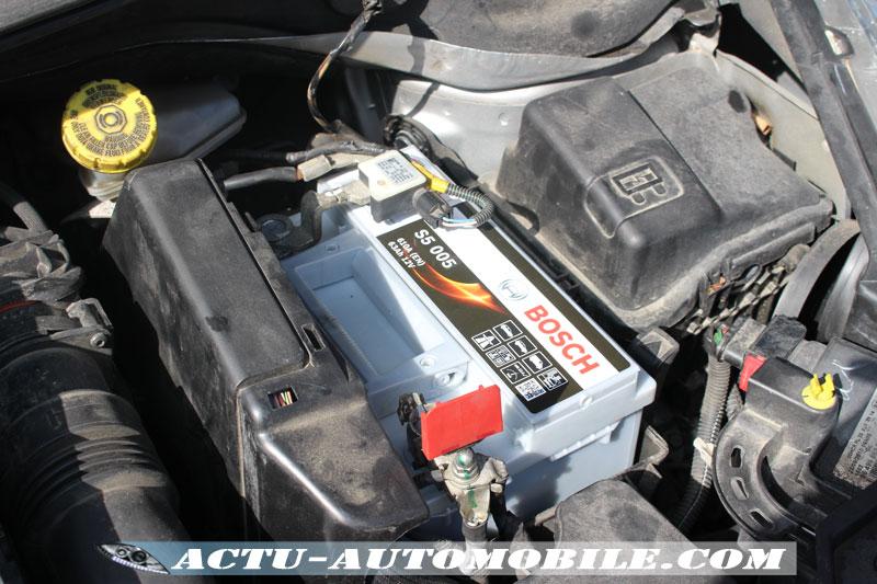 Mise en place d'une batterie Bosh S5