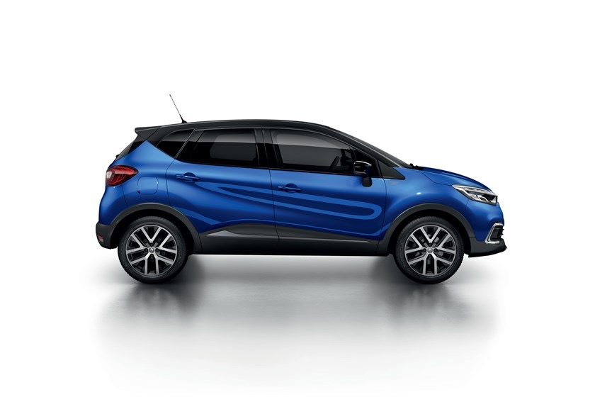renault captur s edition un 150 ch in dit actu automobile. Black Bedroom Furniture Sets. Home Design Ideas