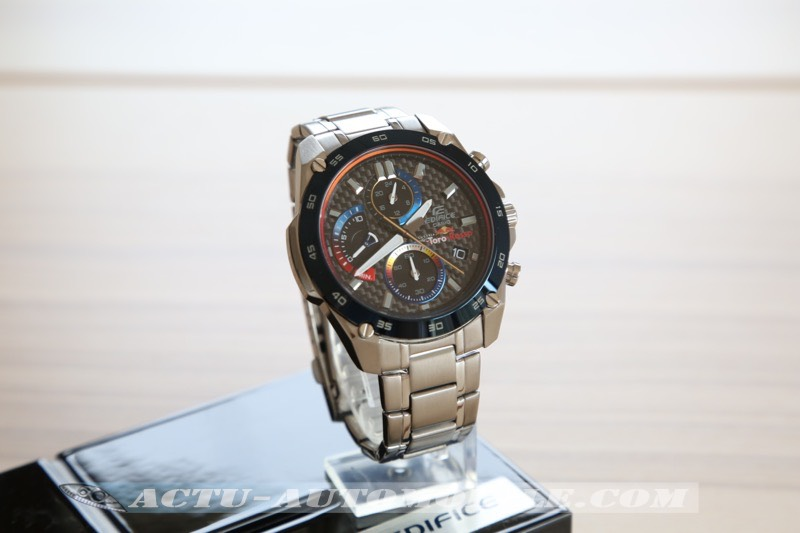Montre Casio Edifice Scuderia Toro Rosso Limited Edition