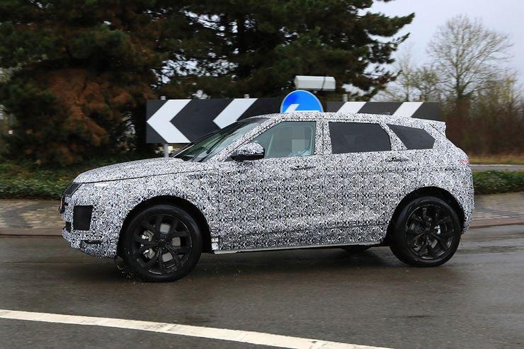 range rover evoque 2 il arrive en 2019 actu automobile. Black Bedroom Furniture Sets. Home Design Ideas