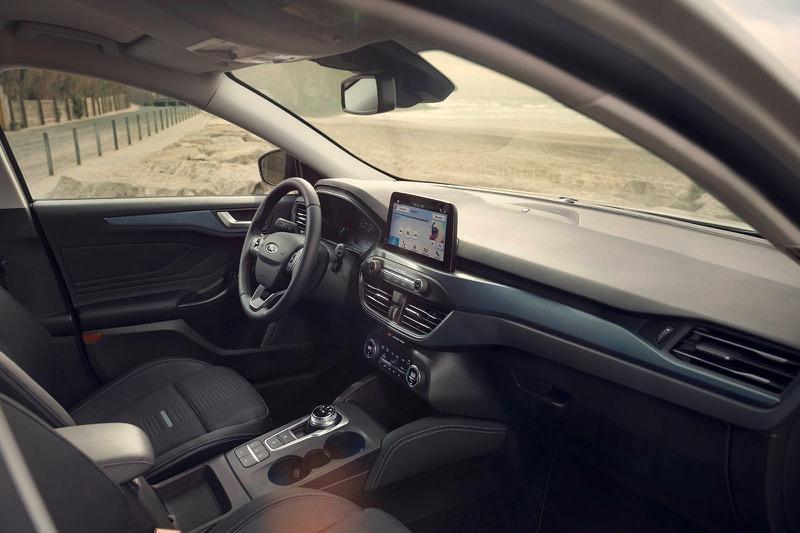 Nouvelle Ford Focus 2018