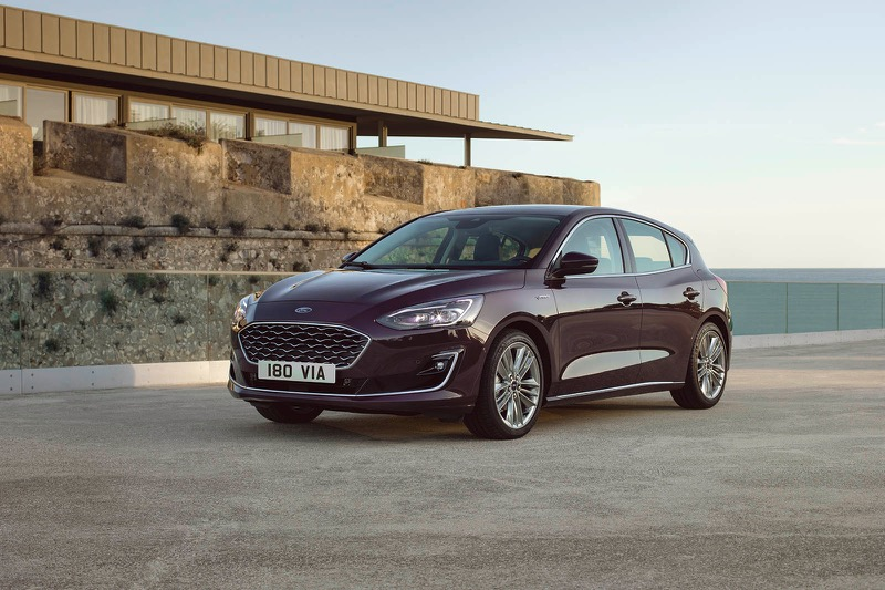 Nouvelle Ford Focus 2018