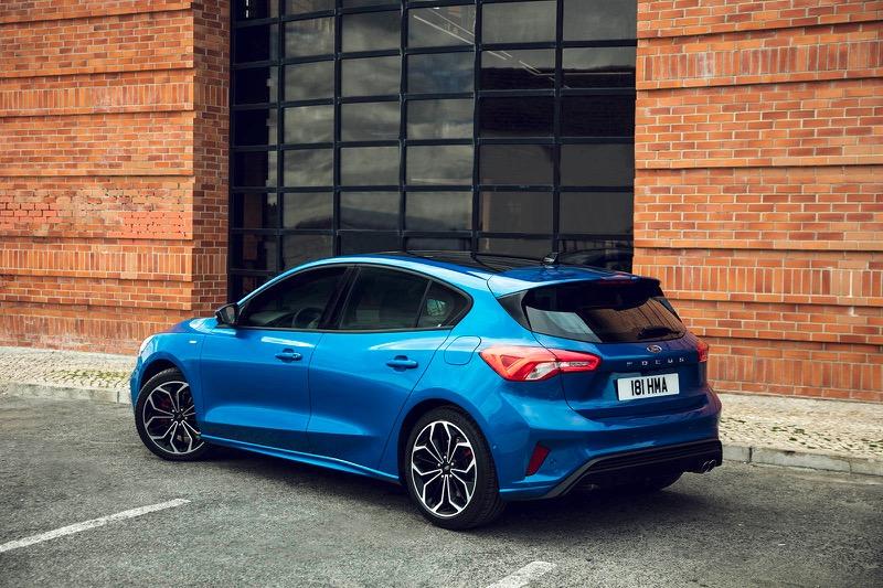Nouvelle Ford Focus ST Line 2018