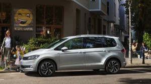 Volkswagen Touran Connect
