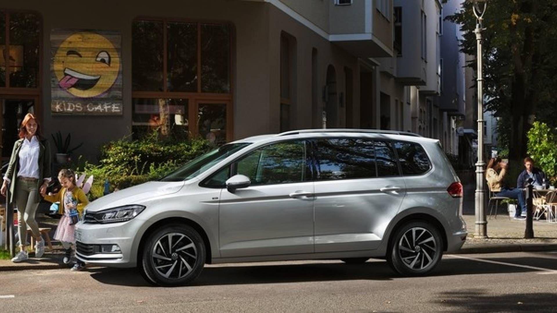 Volkswagen Touran Connect
