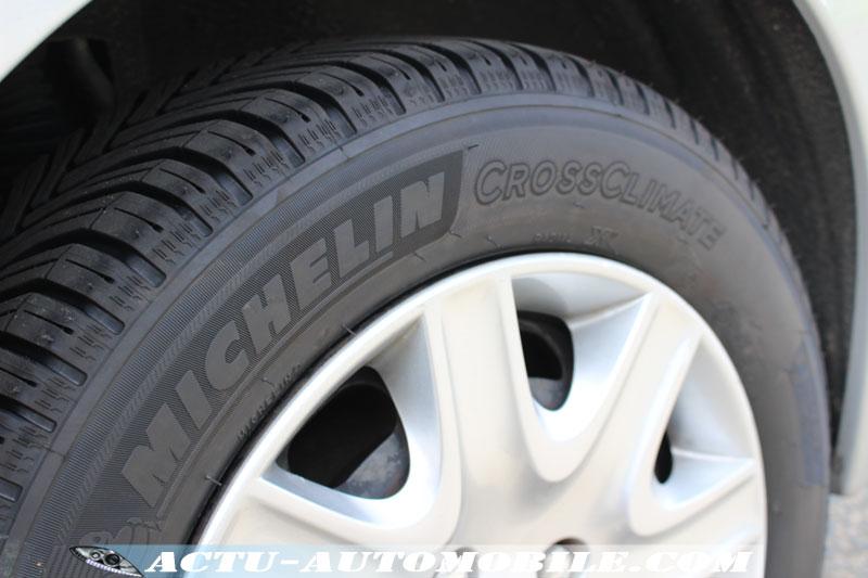 Michelin CrossClimate+ le pneumatique toutes saisons
