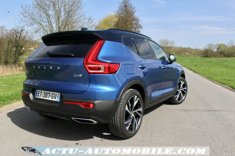 essai volvo xc40 d4 awd first edition actu automobile. Black Bedroom Furniture Sets. Home Design Ideas