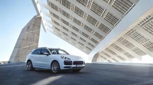 Nouveau Porsche Cayenne hybride rechargeable