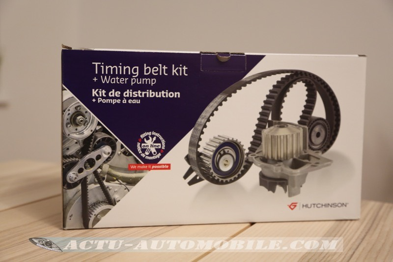 kit distribution Hutchinson KH 236WP65