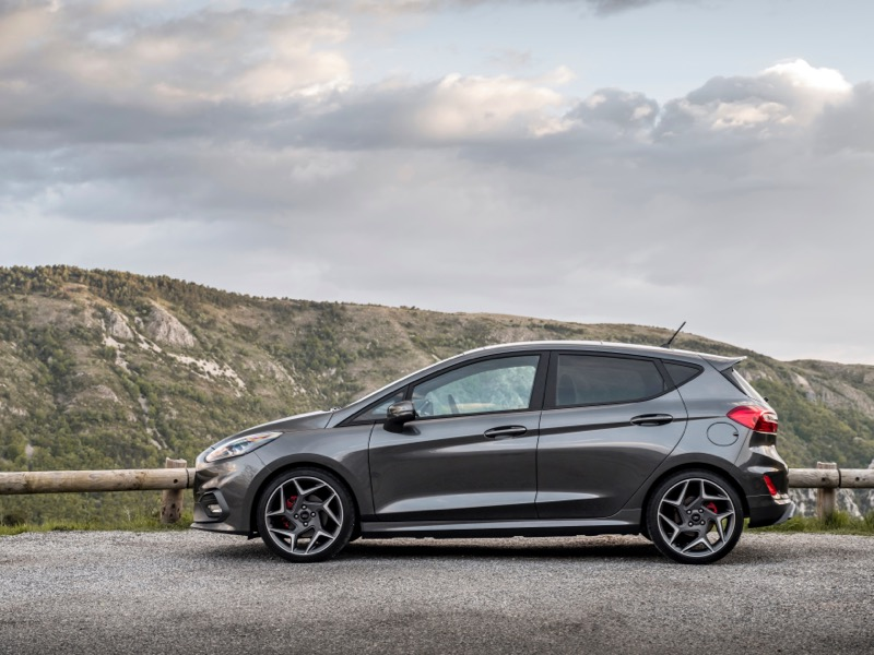 nouvelle Ford Fiesta S