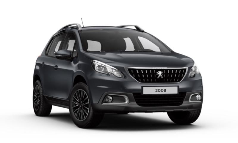 Peugeot 2008 - LLD 139 € par mois + apport de 2790 euros = 210,65 € X 37 mois