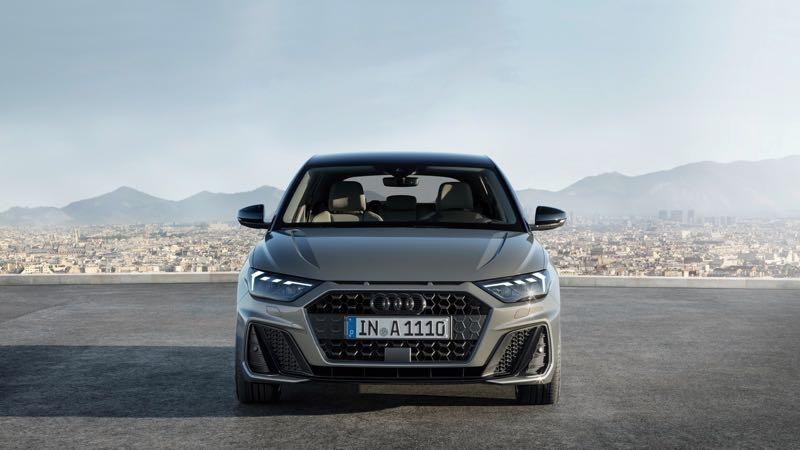 Nouvelle Audi A1 Sportback