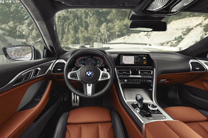 BMW Série 8 officielle : la version M850i