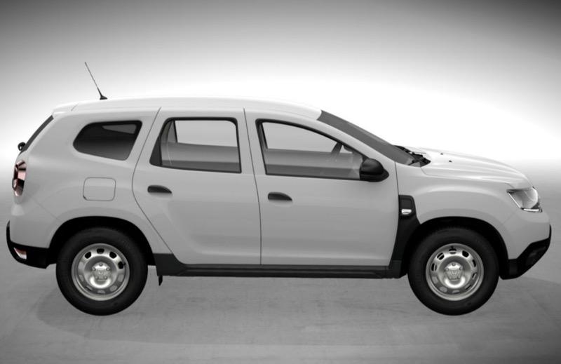 Dacia Duster : 150 euros par mois - LLD - 61 moi