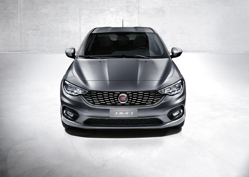 Série spéciale : Fiat Tipo Tip Top