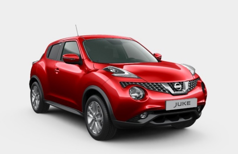 Nissan Juke - 189 € par mois + 2000 € d'apport + sous conditions de reprise