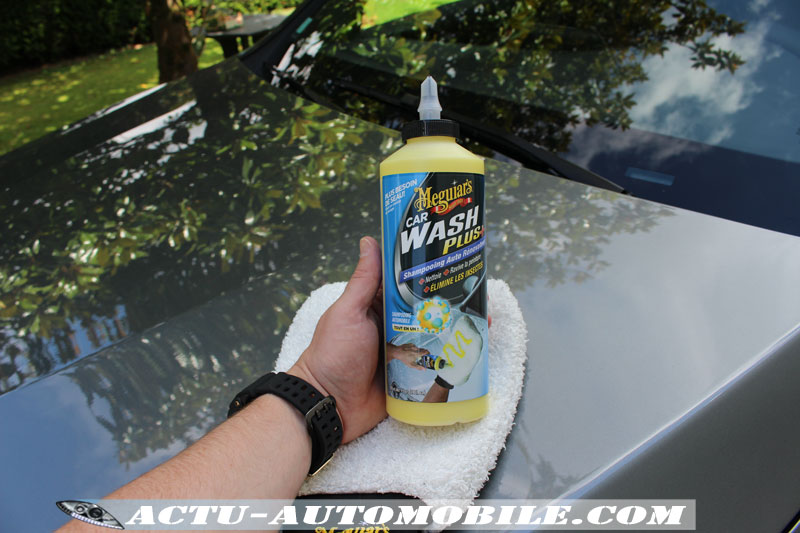 Shampooing Car Wash Plus+ Meguiar's