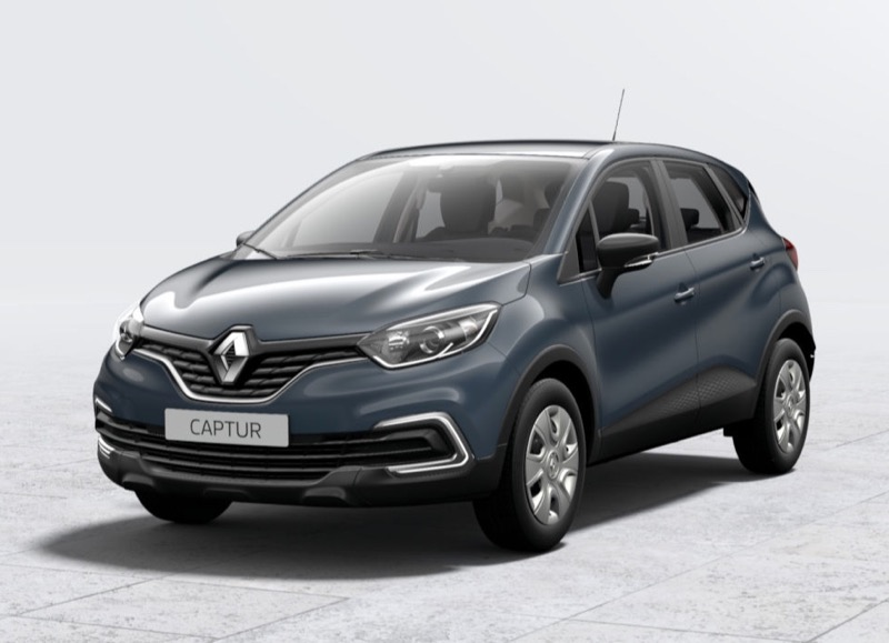 Renault Captur : 139 euros par mois avec apport de 1800 euros - LLD 49 mois + sous conditions de reprise