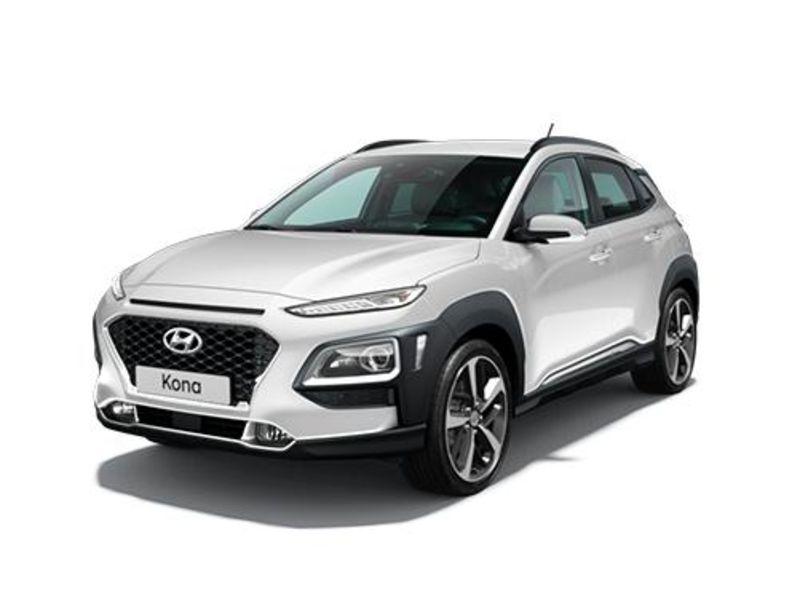Hyundai Kona Intuitive