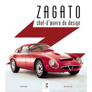 Livre : Zagato chef d'oeuvre du design