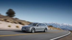 Audi A4 Avant restylée