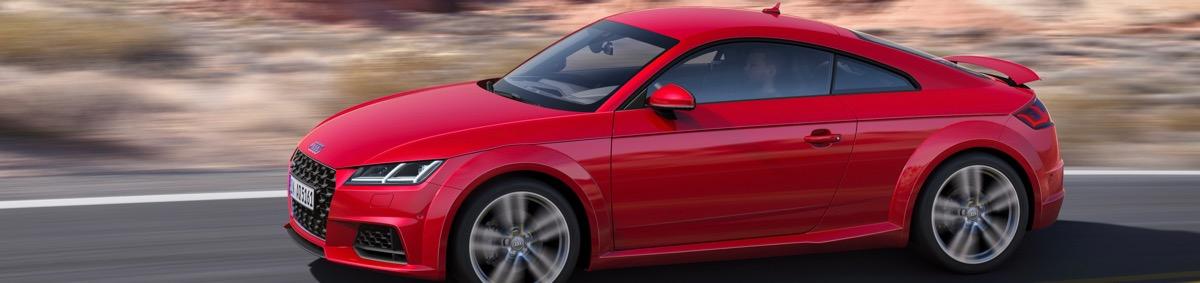 Audi TT 2018 restylé