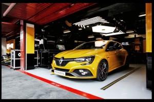 Renault Mégane R.S Trophy 2018