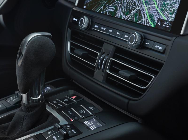 Nouveau Porsche Macan