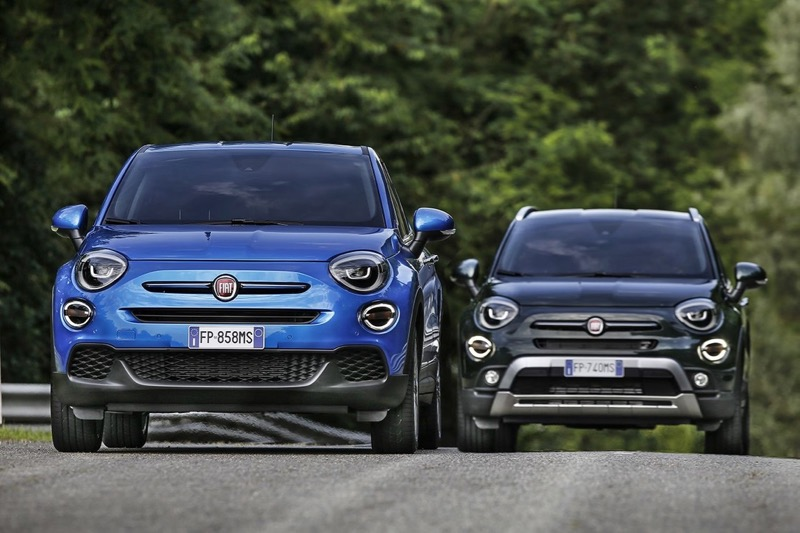 fiat 500x 2018 les nouveaut s du facelift actu automobile. Black Bedroom Furniture Sets. Home Design Ideas