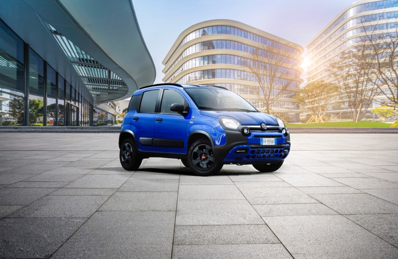 Fiat Panda City Cross Waze