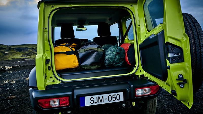 Le nouveau Suzuki Jimny 2019