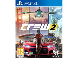 Test The Crew 2 sur PS4