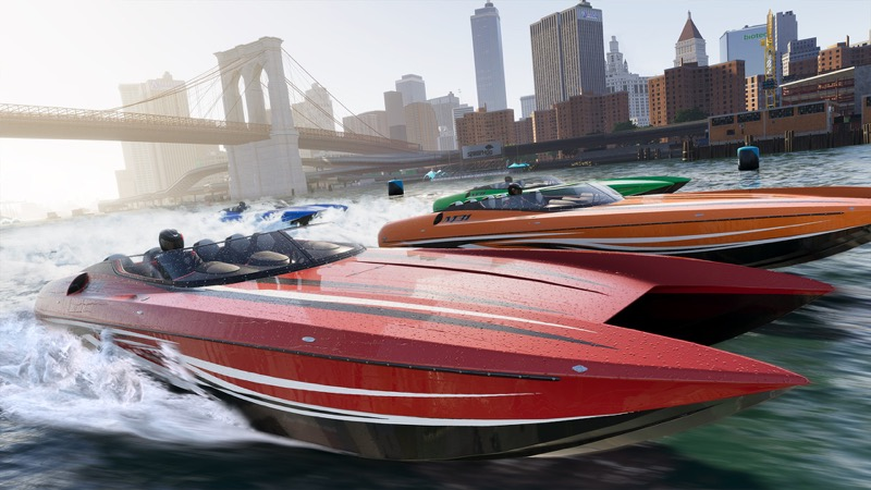 Test The Crew 2 sur PS4