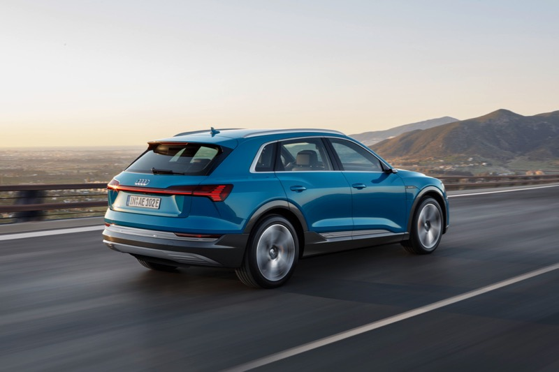 Audi e-tron 2019 : première Audi électrique
