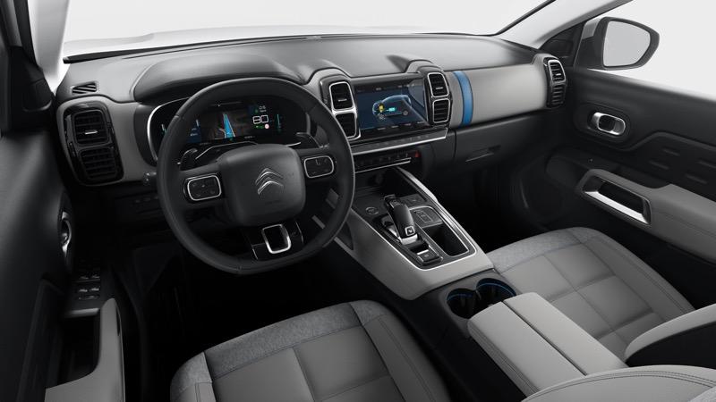 citro n c5 aircross hybrid concept actu automobile. Black Bedroom Furniture Sets. Home Design Ideas