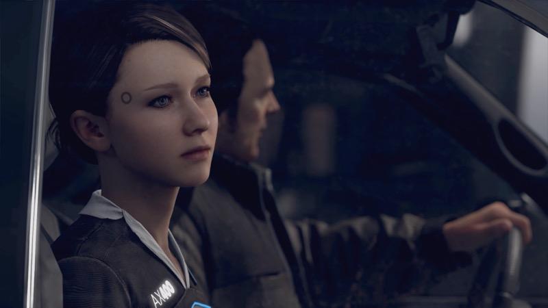 Detroit Become Human sur PS4