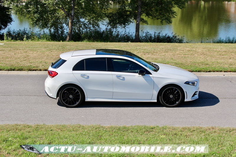 Mercedes Classe A AMG Line