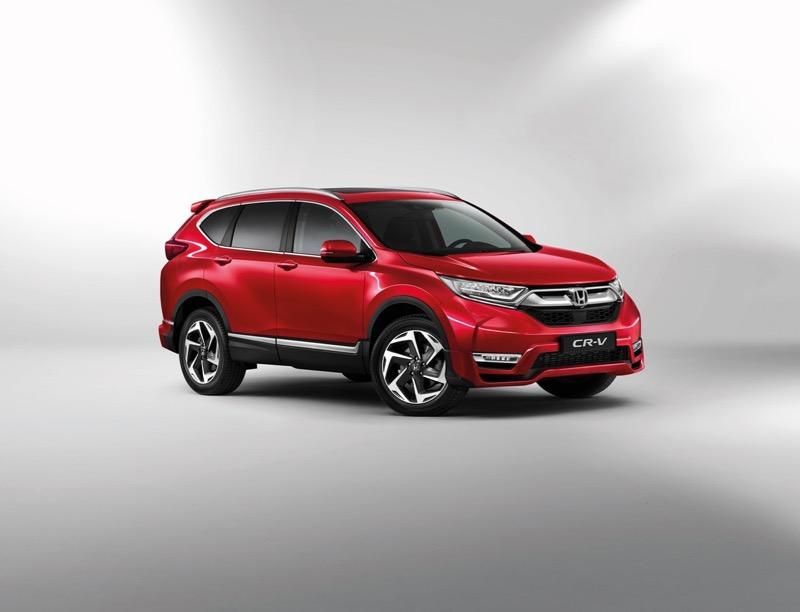 Nouveau Honda CR-V Origin Edition