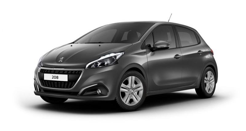 Série spéciale : Peugeot 208 Signature