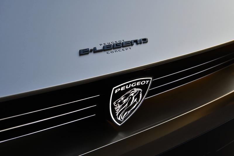 Peugeot E Legend Concept Un Bel Hommage Actu Automobile